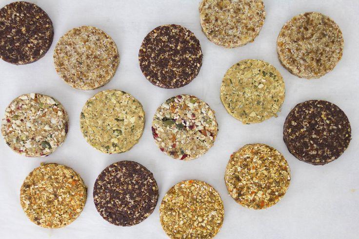 5 ricette di healthy snack
