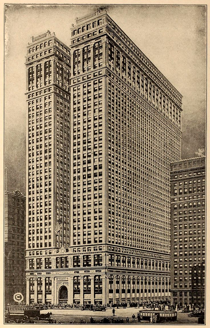 The Equitable Building, New York City
