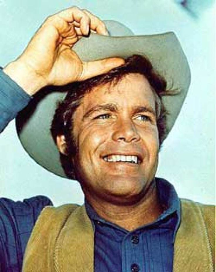 Doug McClure. Lung cancer, 1995, age 56.