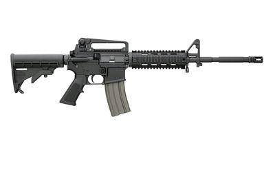 "Bushmaster Upper M4a3 223 16"" Black Ft"