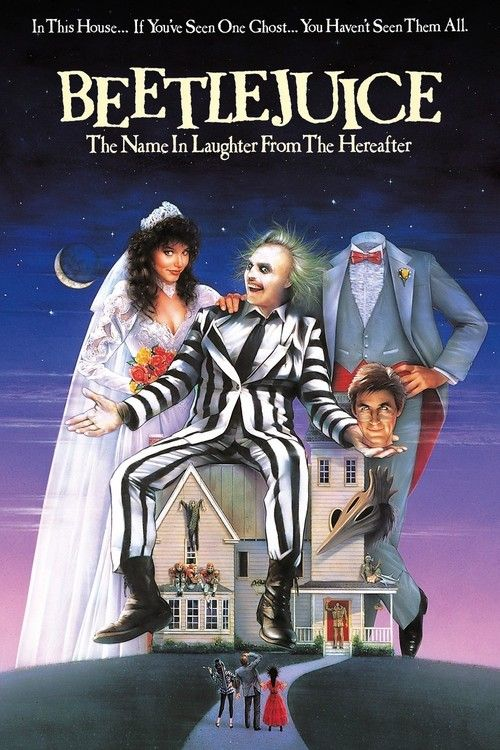 Watch Beetlejuice 1988 Full Movie Online Free