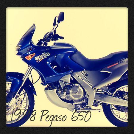 1998 #Aprilia Pegaso 650