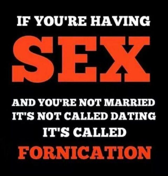 Fornicators cannot enter heaven. Hebrews 13:4, Galatians 5:19-21, 1 Corinthians 6:9 and 18.