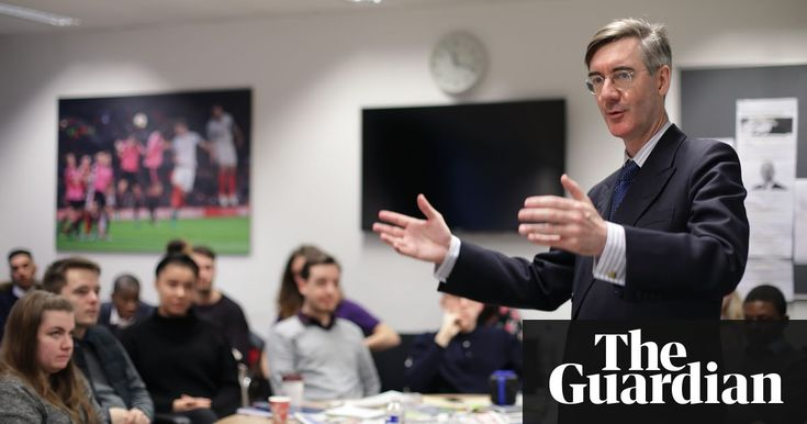ICYMI: Jacob Rees-Mogg rails against 'gloomy' Tory tactics in 2017 election
