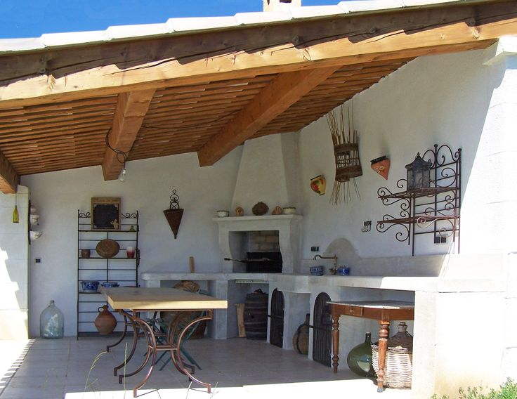 1000 ideas about barbecue en pierre on pinterest abris for Barbecue de jardin en pierre