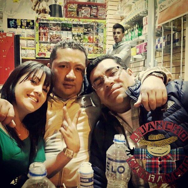 Amigos Juancho Carrancho