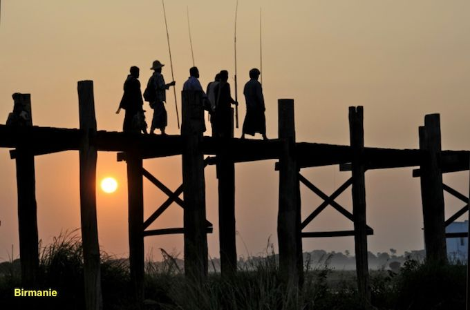 Célèbre 25+ beautiful Amarapura ideas on Pinterest | Burma myanmar, Yangon  DD32