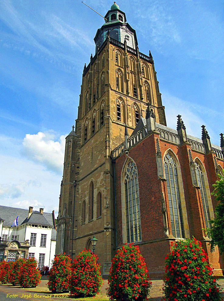 St Walburgas Church - Zutphen, Netherlands