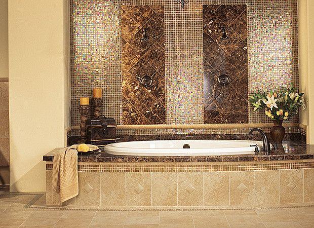 133 best bathroom designs images on pinterest | dream bathrooms