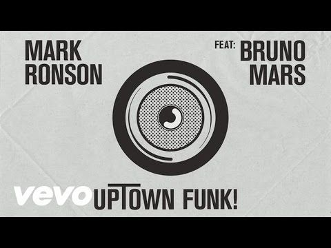 Mark Ronson - Uptown Funk (Audio) ft. Bruno Mars - YouTube