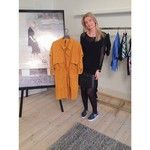 Beautiful Rikke from the blog The Insider showing her Y.A.S favourites / #yasapparel @ yasapparel on Instagram