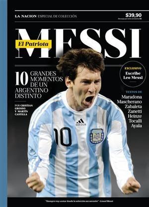La historia de Messi, en un libro imperdible | AdriBosch's Magazine