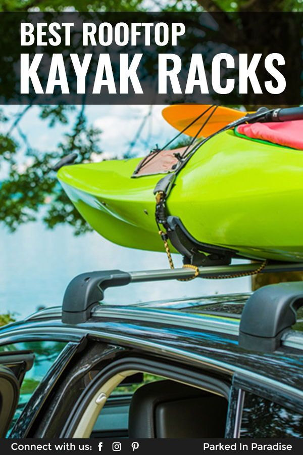 Installing The Best Rooftop Kayak And Canoe Rack On Your Jeep Suv 4x4 Crossover Or Truck Kayak Rack Kayak Rack For Suv Kayaking