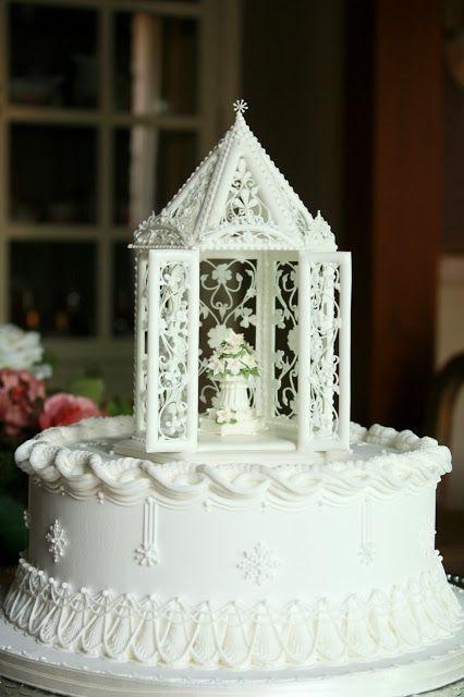Le 10 torte a forma di gabbia per uccellini più belle - Cakemania, dolci e cake design