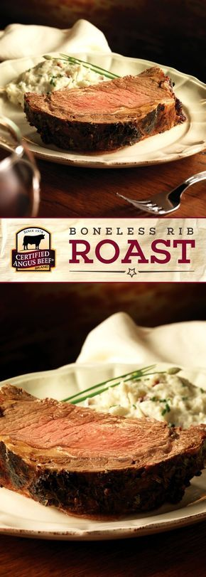 Certified Angus Beef®️️️️️️️️️️️️️️️️ brand Prime rib is the quintessential celebration roast.It's a CLASSIC cut that brings simple elegance to the holiday table. Prime rib hasrich, beefy flavors and MELTS IN YOUR MOUTH like butter! A prime rib roast is EASY TO MAKE with help from our Roast Perfect app and always makes an impressive centerpiece for your holiday meal #bestangusbeef #certifiedangusbeef #roastperfect #roastrecipe #beefrecipe #holidayrecipes
