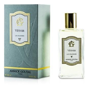 Vetiver Eau De Cologne Spray - 200ml-6.8oz