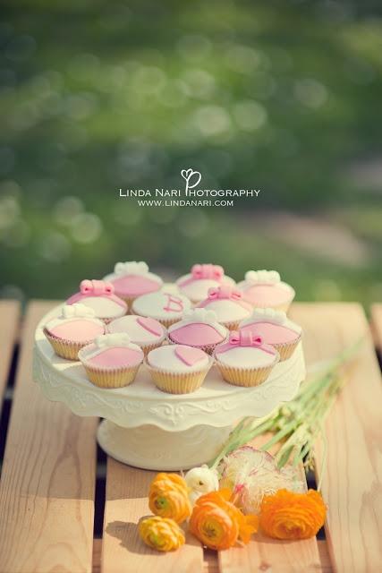 La tana dei dolci: Cupcakes & biscotti per un primo compleanno