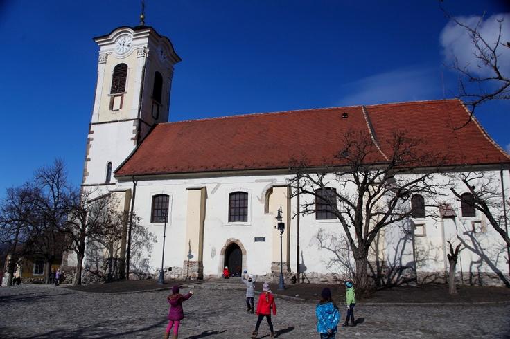Church and children