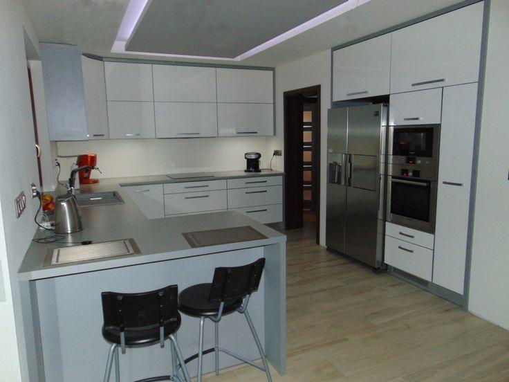Piękne, zrealizowane kuchnie wg Waszych pomysłów - zapraszamy - http://www.meble-nowrot.pl/nowoczesne-kuchnie-na-wymiar https://aleo.com/pl/firma/meble-nowrot-rybnik