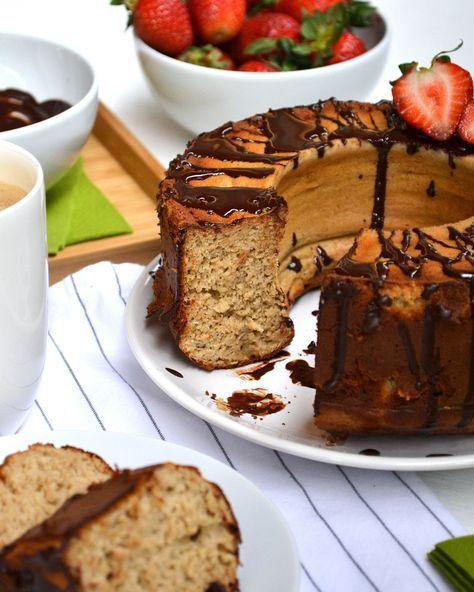 Dieser leckere Joghurt Zimt Kuchen beweißt wieder mal, dass man nicht Hungern muss um Abzunehmen! Er schmeckt super saftig und ist einfach zu backen!