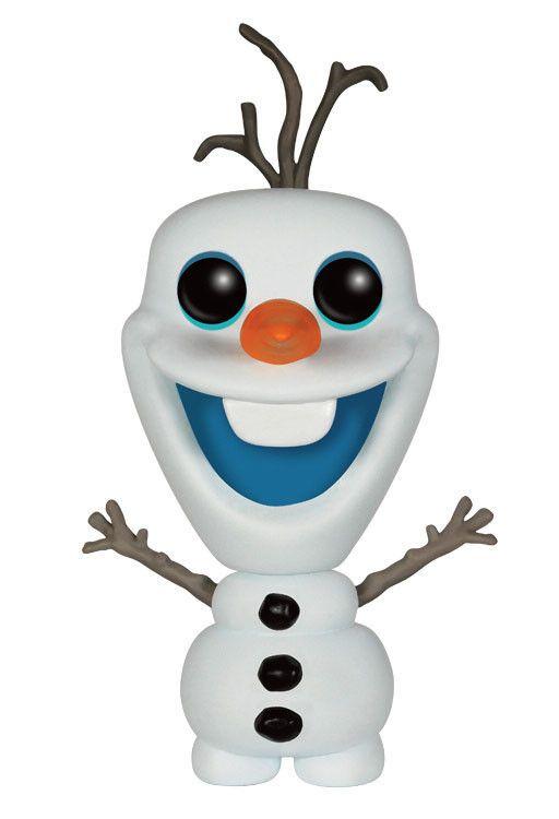 Frozen Die Eiskönigin - Völlig unverfroren POP! Vinyl Figur Olaf 10 cm Disney - Hadesflamme - Merchandise - Onlineshop für alles was das (Fan) Herz begehrt!