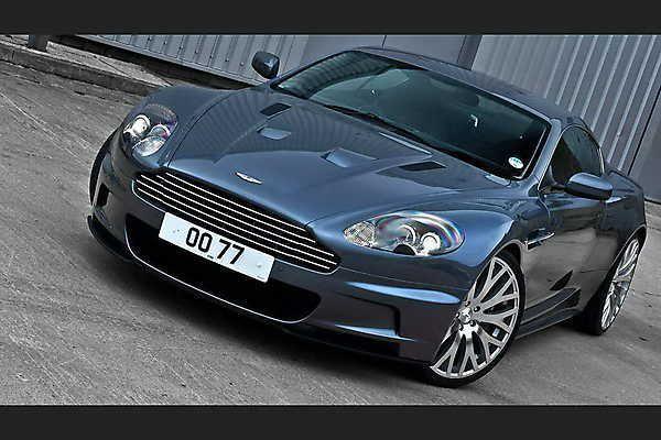 2018-2019 Aston Martin DBS from Kahn Design – 007 supercar