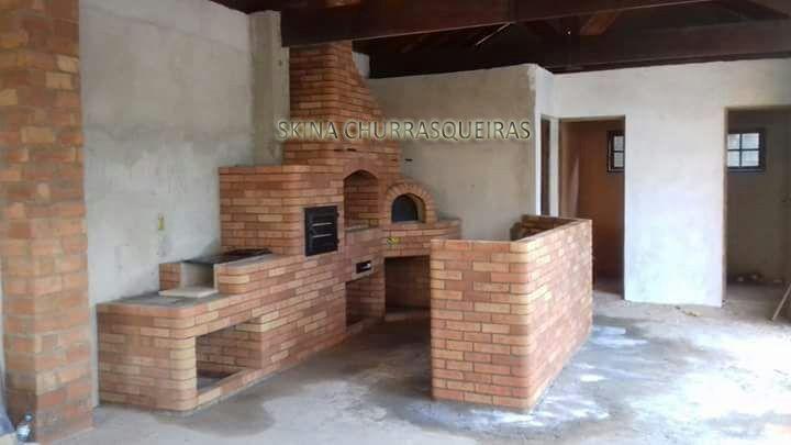 Cozinha Caipira completa 4 peças
