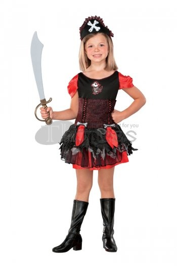 Halloween Costumes For Kids / Halloween Costumes girl pirate captain Costumes
