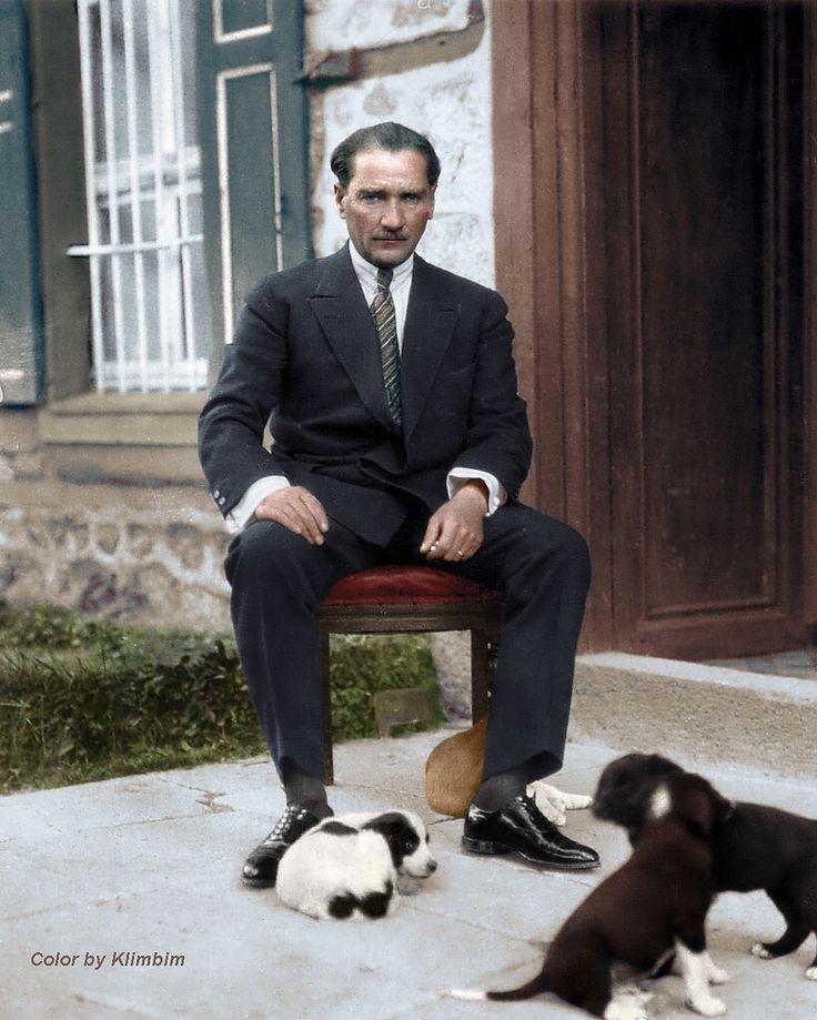 Mustafa Kemal Atatürk | Мустафа Кемаль Ататюрк