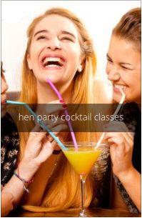 Hen Party Cocktail Classes  www.cocktails.ie