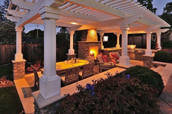 wonderful outdoor kitchen ideas   Below you'll find some wonderful outdoor kitchen design ...