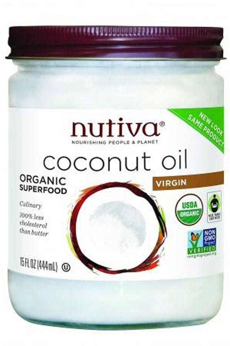 Nutiva Organic Extra-Virgin Coconut Oil