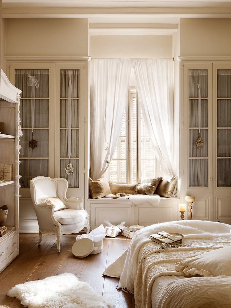 25 best ideas about french boudoir bedroom on pinterest - Dormitorios vintage chic ...