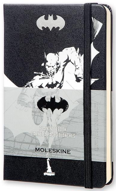 Moleskine Batman Limited Edition Hard Plain Pocket Notebook by MOLESKINE S.P.A. (8052204400928) | hive.co.uk
