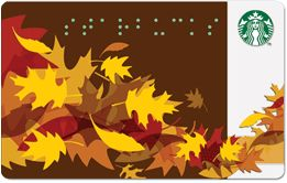 Braille Fall Leaves...