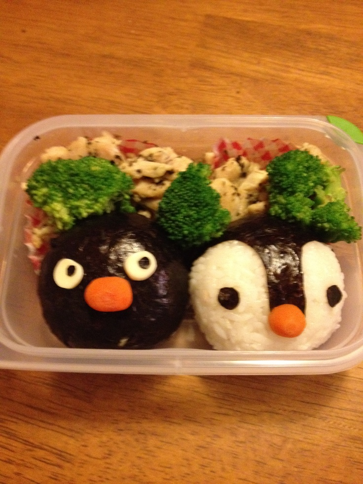 pingu and pinga lunch box bento bento box pinterest lunches and bento. Black Bedroom Furniture Sets. Home Design Ideas