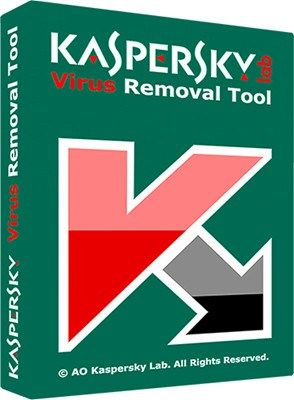 The Kaspersky Virus Removal Tool application was designed to be