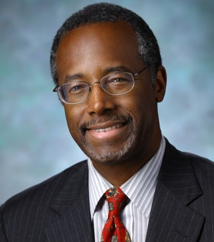Ben Carson was born in Detroit, Michigan, on September 18, 1951. His mother, though undereducated herself, pushed her sons to read and to believe in themselves. Carson went from being a poor student to receiving honors and he eventually attended medical school. As a doctor, he became the Director of Pediatric Neurosurgery at Johns Hopkins Hospital at age 33, and became famous for his ground-breaking work separating conjoined twins.
