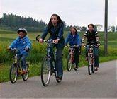 Radfahren in Allensbach (Bodensee)