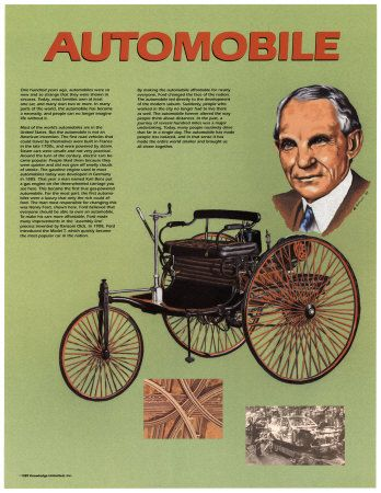 invention of the car changed the world essay Inventions have changed the world and the lives of people  most important inventions throughout history  invention of penicillin is credited scottish.