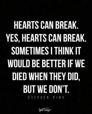 60 Painfully Great Broken Heart Quotes To Help You Survive Getting Enchanting Quotes About Broken Love