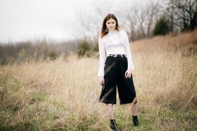 See what outfit I wore to Kansas City Fashion Week Thursday Night Show #KCFW