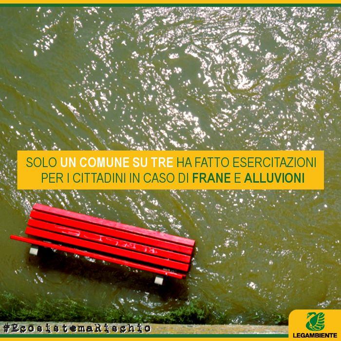 Ecosistema Rischio http://www.legambiente.it/contenuti/dossier/ecosistema-rischio-2013-0