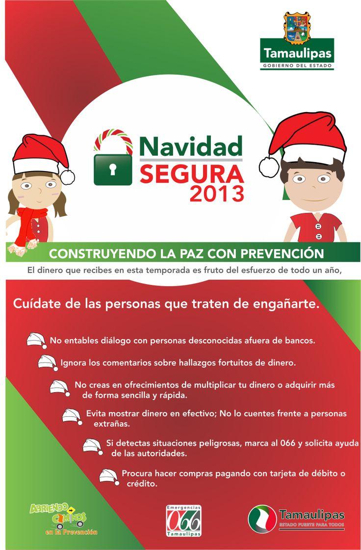 Navidad Segura 2013