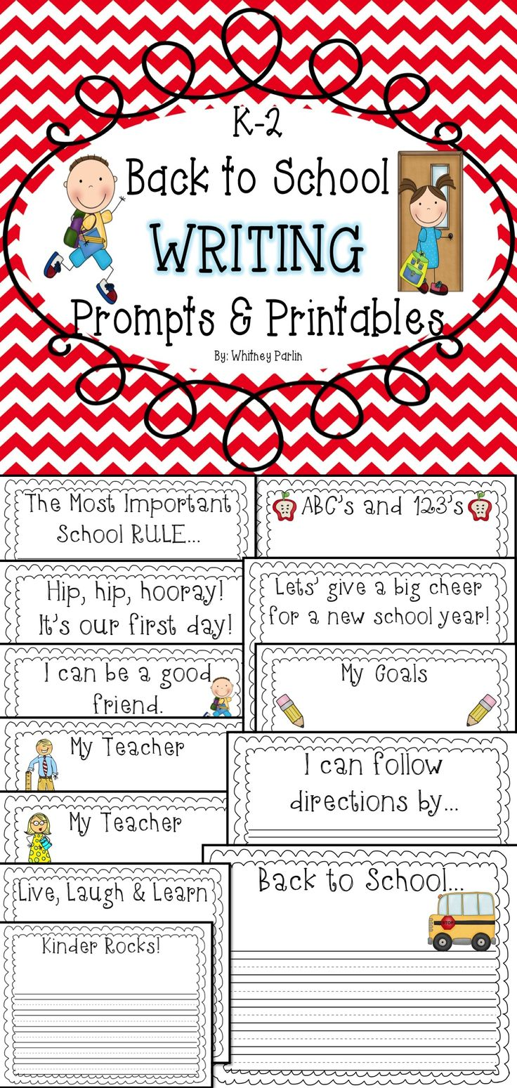 Free writing prompts for 3rd grade