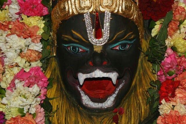 Gorgeous Shyama Narasimha!