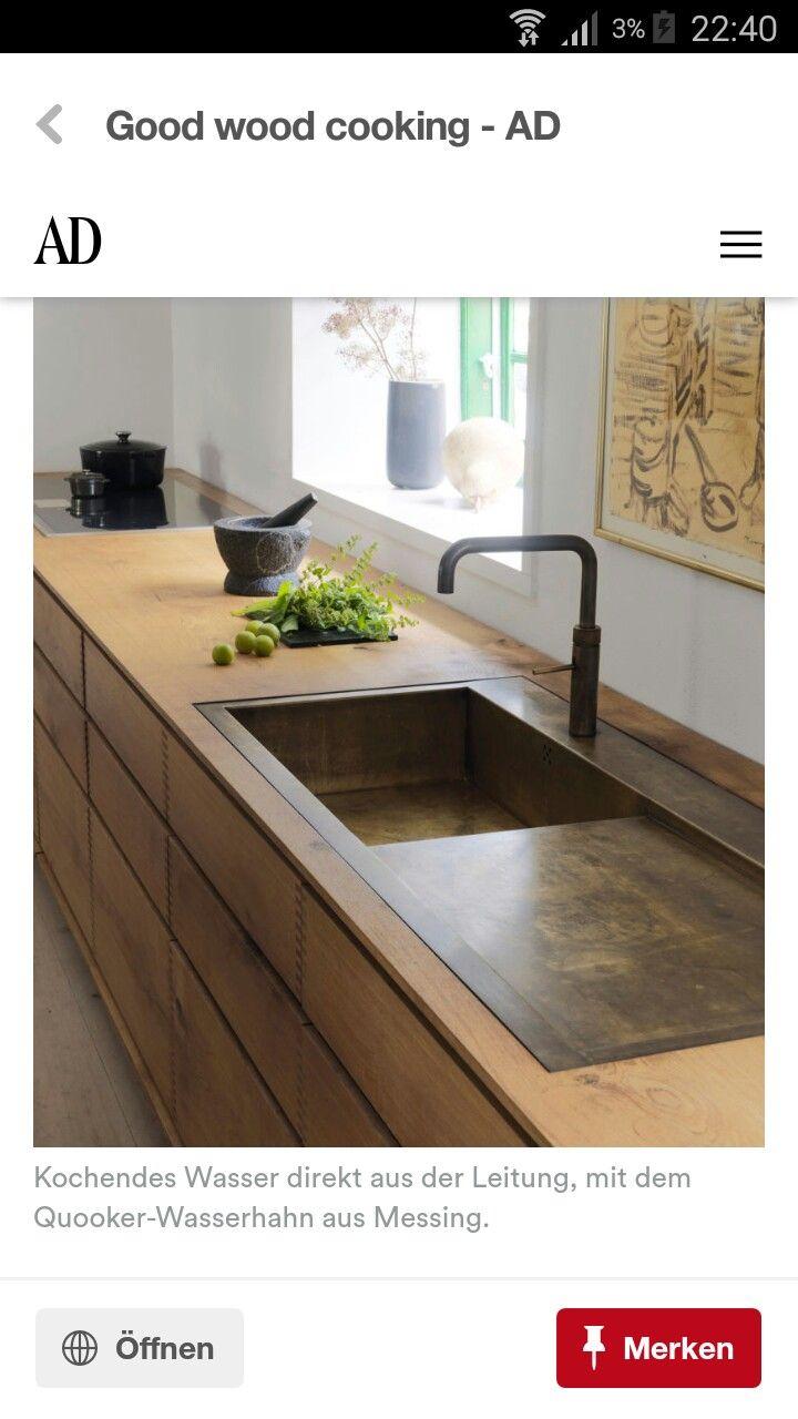 53 besten Küche Bilder auf Pinterest | Küchen ideen, Mein haus und ...