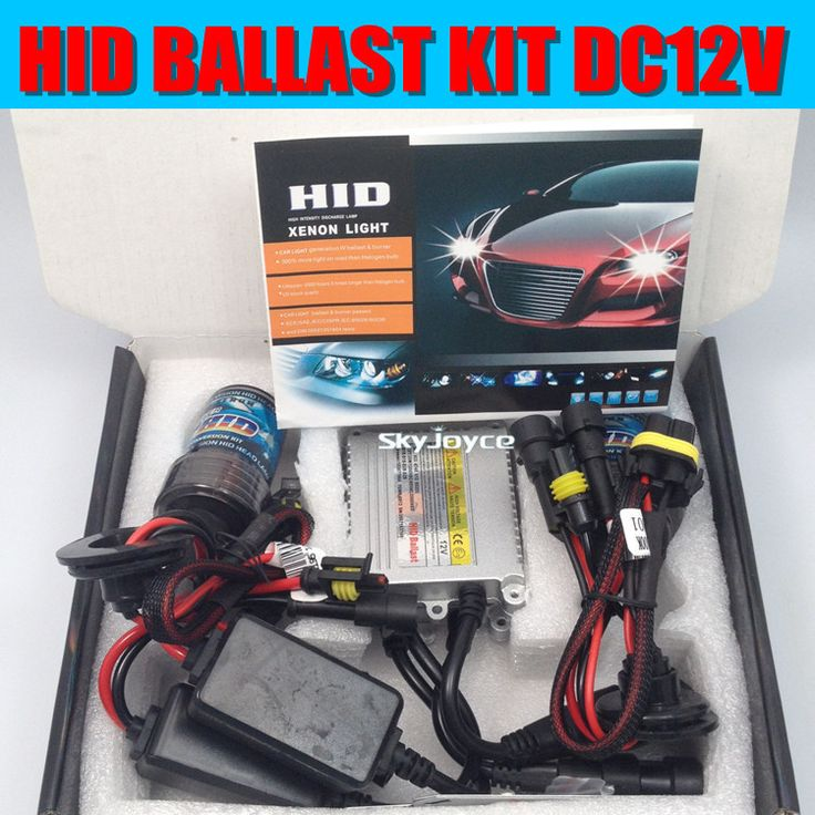 DHL shipping 10X 55W hid xenon kit H1 H3 H7 9005/6 55W HID ballast kit  DC12V HID XENON conversion kit full set HID headlight
