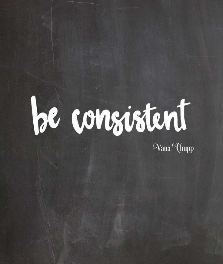 """Be consistent."" Solid advice from Vana Chupp, our Creative Women in Business, on the Step Brightly blog, now!"