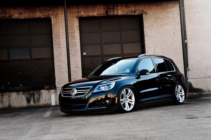 Slammed Volkswagen Tiguan | Cars | Pinterest | See best ideas about Slammed, Volkswagen and Cars